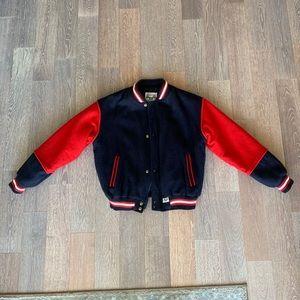 Jackets & Blazers - VINTAGE LETTERMAN JACKET